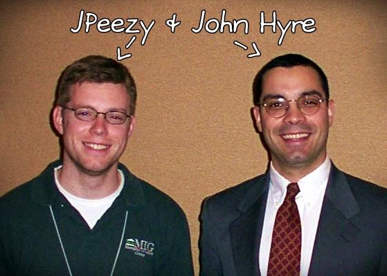 JP Moses & John Hyre